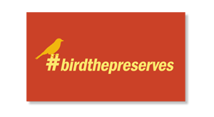 Bird the Preserves Logo