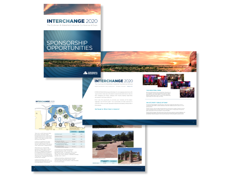 Interchange Sponsor Brochure