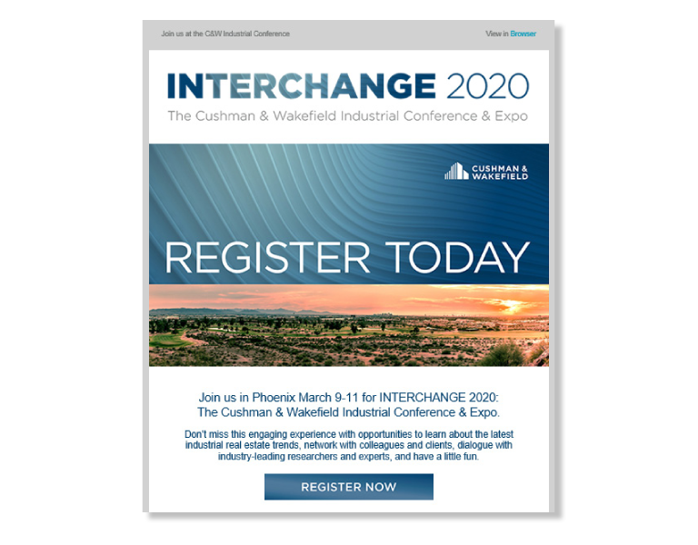 Interchange 2020 Email